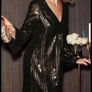 Nanette Lepore Lady Marmalade Sequin Dress Neimans